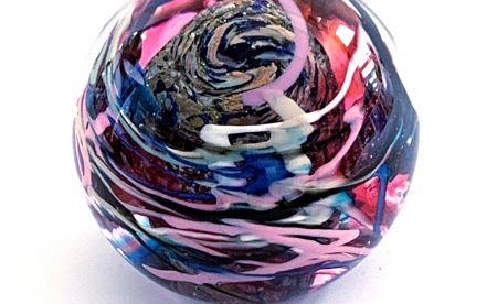 Underwater Paperweight by Adam Aaronson
