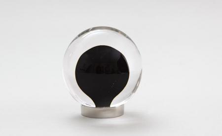 Oslo Black finial