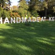 Handmade at Kew