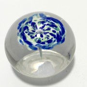 Glass blowing taster courses paperweight