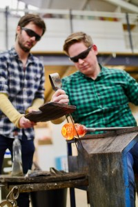 Hot Glass Taster Courses