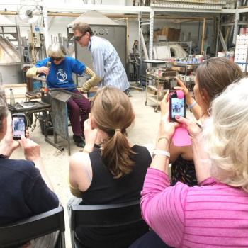 Glassblowing Short Taster Course