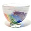 Rainbow bowl by Adam Aaronson