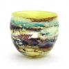 Spring Vista medium landscape bowl by Adam Aaronson