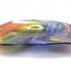 Rainbow Large Plate