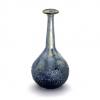 Blue Gold Lustre Vase