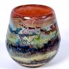 Ranmore Sunset Handblown Glass Vase by Adam Aaronson