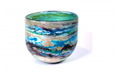 Reflections Bowl by Adam Aaronson