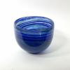 Ocean Bowl, handblown glass bowl by Adam Aaronson