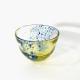 Winter Sunlight Handblown Glass Bowl by Adam Aaronson