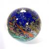 Ocean treasure Handmade Glass Paperweight by Adam Aaronson