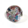 Summer Fiesta Handmade Glass Paperweight by Adam Aaronson