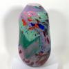Secret Garden Vase Handblown glass by Adam Aaronson