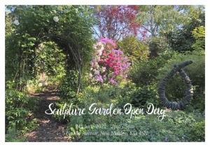 Sculpture Garden Flyer